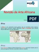 Revisão de Arte Africana