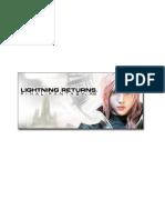 Final Fantasy 13 Lightning Returns