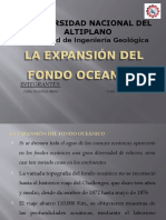 Expansion Del Fondo Oceanico