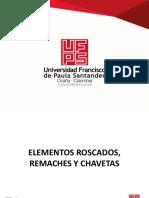 Elementos Roscados, Remaches y Chavetas Ufpso (1)