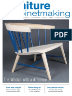 Furniture & Cabinetmaking - January 2018