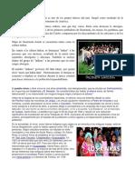 La Cultura Ladina de Guatemala Es Uno de Los Grupos Étnicos Del País