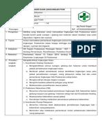 SOP 8.5.1.1 Pemantauan Lingkungan Fisik 7 Langkah
