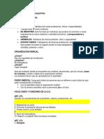 Derecho Laboral Colectivo 1 y 2
