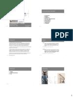 Documentación, el detalle