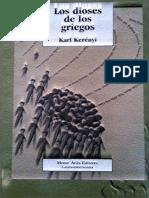 Los Dioses de los Griegos - Karl Kerenyi.pdf