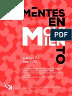 UDI Mentes en Movimiento Segunda Edición Sep 2019