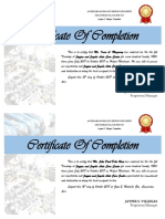 My Design and Template