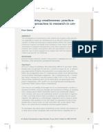 Dallow, Peter 2003 RepresentingCreativeness  (from ADCHE2-1)