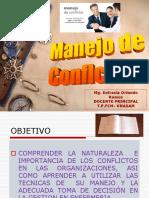 PROCESO de de Manejo de Conflictos