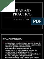 Teoría Conductual