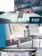 Curriculum Developoment Report