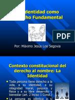 Identidad Loo Segovia