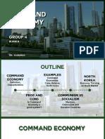 G4 Command Economy