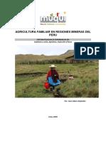 2019 Agricultura Familiar Peru