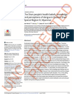 The Shan people's health beliefs, knowledge.pdf