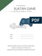 modul pembuatan game