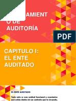 Planeamiento de Auditoria ( Capitulo i) Power Point