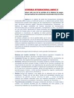 Informe Economía Internacional