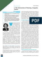Nursing Informatics The Intersection of Nursing, Computer,.pdf