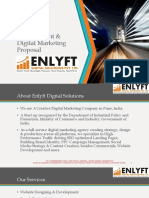 360° Web Development & Digital Marketing Proposal_Enlyft Digital Solutions