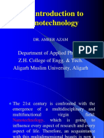 Introduction of Nanotechnology AA