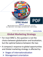 4. Module II - Session 16 EPRG Model