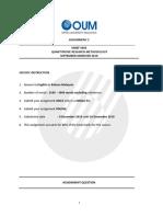 Assn2-Hmef 5093quantitative Research Methodology