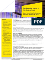 EY Fundamental Review of the Trading Book