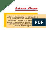 Lima Caucho