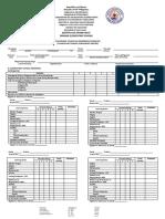 DepEd Form 137 Kinder by RFT