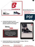 2019 09 20 New Balance Harvard Business Case