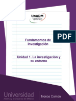 Unidad 1. La investigación y su entorno FUNDAMENTOS DE INVESTIGACIÓN.pdf