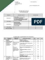 Planificare Consiliere Si Dezvoltare Personala Vi 20192020
