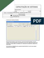 Escrituração Fiscal – Conferência de Crédito Pis-Cofins