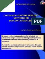 7. Contaminación y Métodos de Control