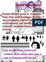 Development in Context and Moral Dev't.ppt