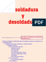 01. Soldadura Electronica