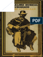 A Yes Taran Lel Folklore Musical Uruguay o
