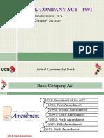 Bank Company Act-28032018