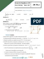 Devoir de Synthèse N°2  -Math   -BacSciences exp (2013-2014)Mr Afli Ahmed.pdf