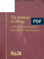 The Business of Diving