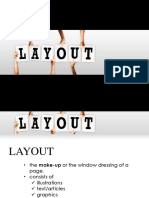 Publication Layout