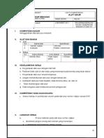 Job Sheet - Jangka Sorong