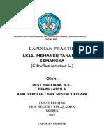Laporan Praktik Lk11 Memanen Semangka Desymauliana Atph1
