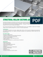 International Steel Limited Sections