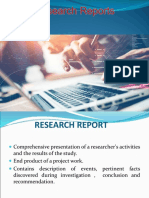 Component of Scientific Report