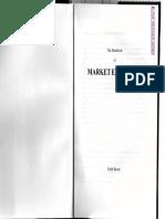 The Handbook of Market Esoterica