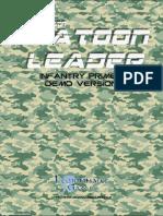 Strike Legion Platoon Leader Infantry Primer