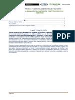 Enfoques y Procesos Didácticos de Ciencia y Ambiente